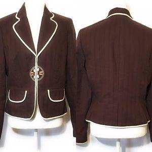 Nine & company jacket, Sz 10, blazer